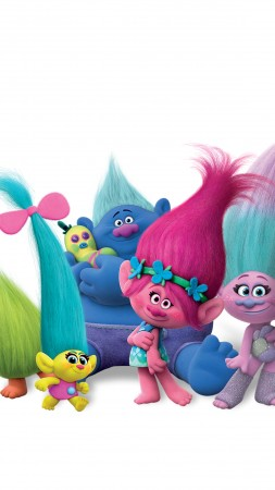 Trolls, best Animation movies of 2016 (vertical)