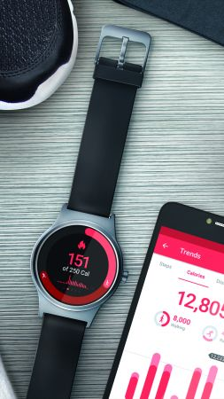 Alcatel MOVETIME, smart watch, IFA 2016, review, WiFi Watch