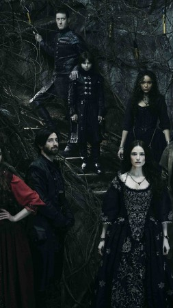Salem 3, Best TV Series, witch, Shane West, Janet Montgomery, 3 season (vertical)