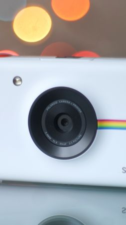 Polaroid Snap Touch, Photokina 2016, review, print, Snap Touch (vertical)