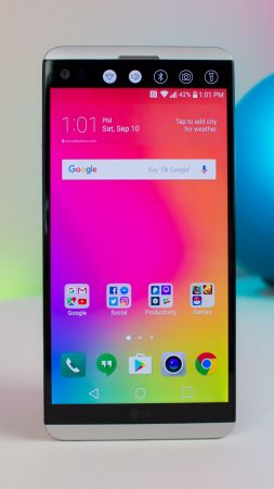 LG V20, android, review, Hi-Tech News of 2016, LG, best smartphones (vertical)