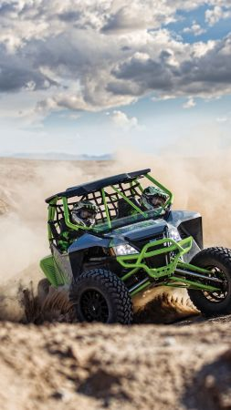 Arctic cat wildcat x, 8k, HD wallpaper, suv (vertical)