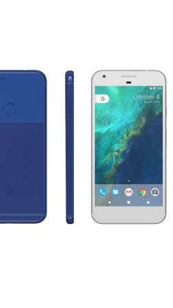 Google Pixel, review, blue, best smartphones