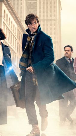 Fantastic Beasts And Where To Find Them, Eddie Redmayne, Best Movies (vertical)