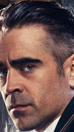 Fantastic Beasts And Where To Find Them, Colin Farrell, Best Movies (vertical)