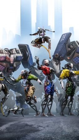 Robo Recall, VR, Oculus Touch, best games