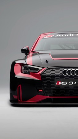 Audi RS 3 LMS, paris auto show 2016