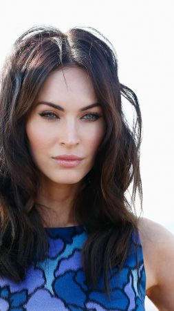 Megan Fox, Most popular celebs, model, actress (vertical)