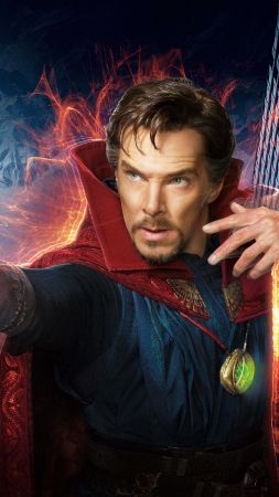Doctor Strange, Benedict Cumberbatch, Best Movies (vertical)