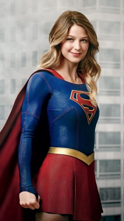 Supergirl, 2 season, Melissa Benoist, Best TV Series (vertical)