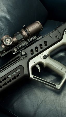 Tavor 21, assault rifle (vertical)