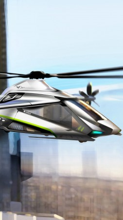 Clean Sky 2, Helicopter, speed, concept