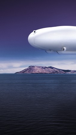Airlander 10, Hybrid Air, Vehicles HAV 304 Airlander, U.S. Air Force (vertical)