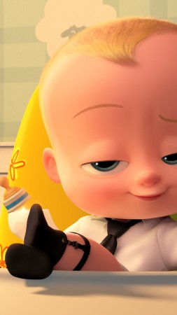 The Boss Baby, Baby, best animation movies (vertical)