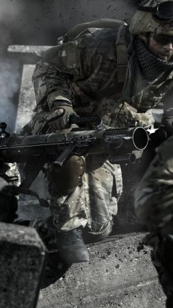 Carl Gustaf M4, recoilless rifle, Swedish Army