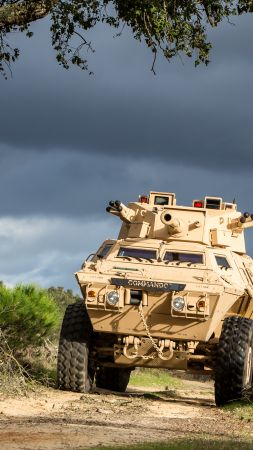 M1117 Armored Security Vehicle, vehicle, U.S. Army (vertical)
