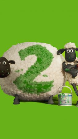Shaun the Sheep, best animation movies (vertical)