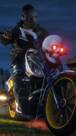 GTA 5 Online Halloween DLC, gta 5, best games (vertical)