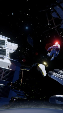 Adr1ft, VR, space, Oculus Rift, PS4, Xbox One (vertical)