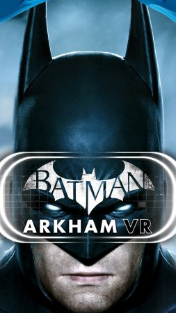 Batman: Arkham VR, PS VR, PS4 (vertical)