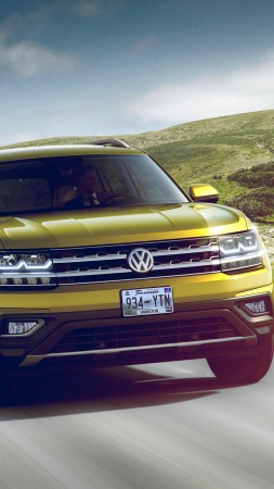 Volkswagen Atlas, crossover (vertical)
