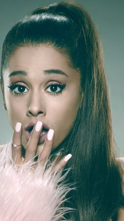 Ariana Grande, Top music artist and bands, singer, actress (vertical)