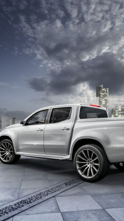 Mercedes-Benz Concept X-CLASS, pickup (vertical)