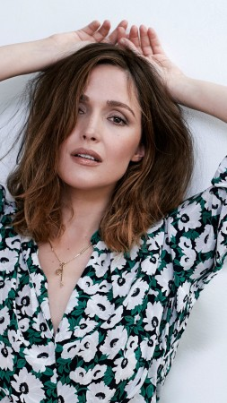Rose Byrne, Most popular celebs, model, actress (vertical)