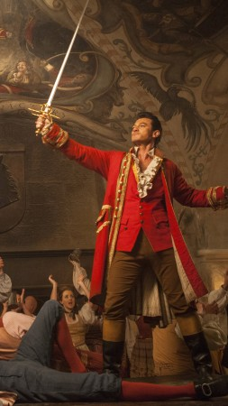 Beauty and the Beast, Luke Evans, best movies (vertical)