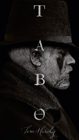 Taboo, Tom Hardy, TV Series (vertical)