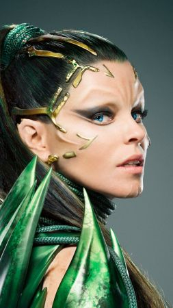 Power Rangers, Elizabeth Banks, Rita Repulsa, superhero (vertical)