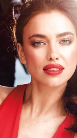 Irina Shayk, Top Fashion Models, model, brunette (vertical)
