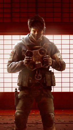 Operation Red Crow, Tom Clancy's, Rainbow Six Siege, best games (vertical)