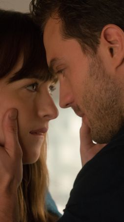 Fifty Shades Darker, Dakota Johnson, Jamie Dornan, best movies (vertical)