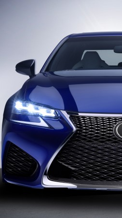 Lexus GS F, Luxury, Sedan (vertical)