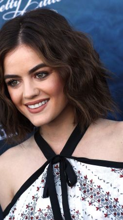 Lucy Hale, Top Fashion Models, model, actress (vertical)
