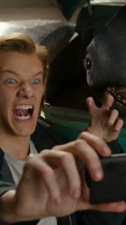 Monster Trucks, Lucas Till