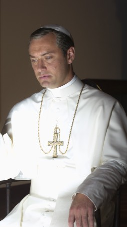 The Young Pope, Jude Law, Diane Keaton, best tv series (vertical)