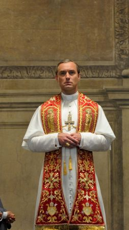 The Young Pope, Jude Law, Diane Keaton, best tv series
