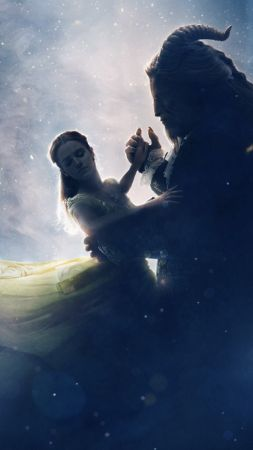 Beauty and the Beast, Emma Watson, Luke Evans, best movies (vertical)