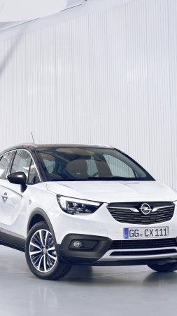 Opel Crossland X, crossover, CES 2017
