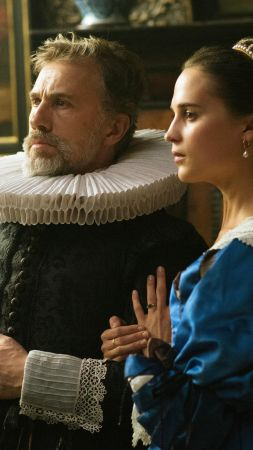 Tulip Fever, Alicia Vikander, Christoph Waltz, best movies (vertical)
