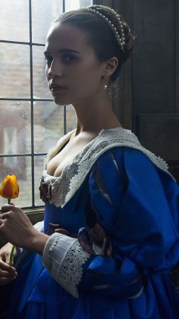 Tulip Fever, Alicia Vikander, best movies (vertical)