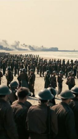 Dunkirk, army, Tom Hardy, Cillian Murphy, best movies (vertical)