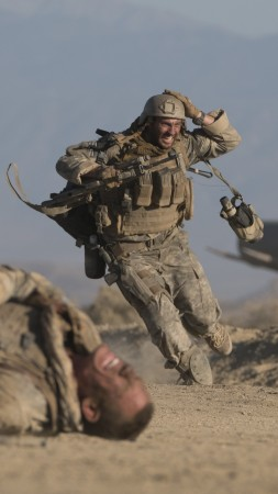 The Wall, Aaron Taylor-Johnson, war, best movies (vertical)