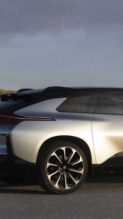 Faraday Future, FF91, electric cars