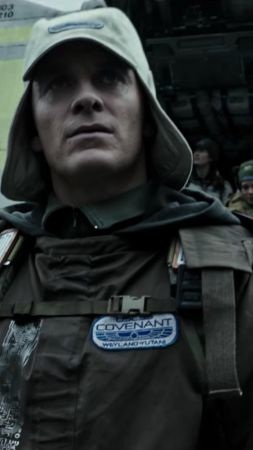 Alien: Covenant, Michael Fassbender, best movies