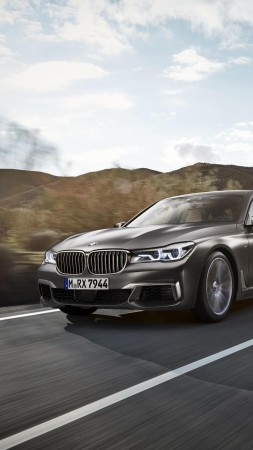 BMW M760Li xDrive, test drive (vertical)