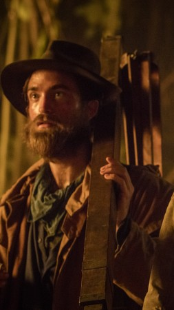 The Lost City of Z, Charlie Hunnam, Robert Pattinson (vertical)