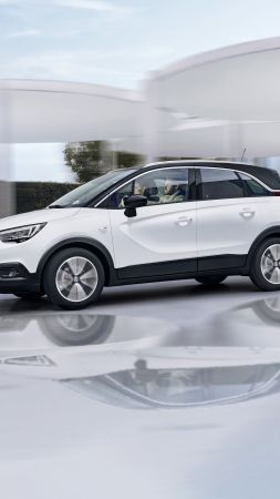 Opel Crossland X, crossover, CES 2017 (vertical)